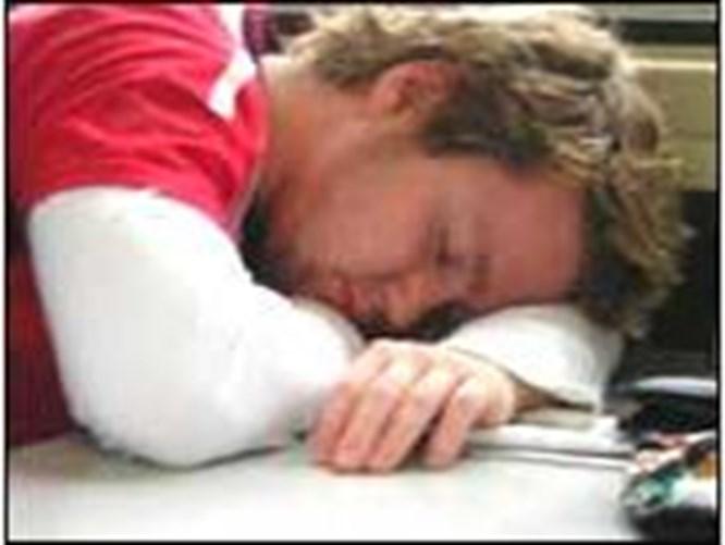İşyeri rutinleri uykuyu tetikliyor